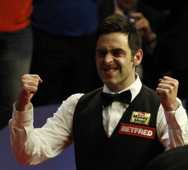 Ronnie O'Sullivan start titelverdediging tegen Mark Joyce