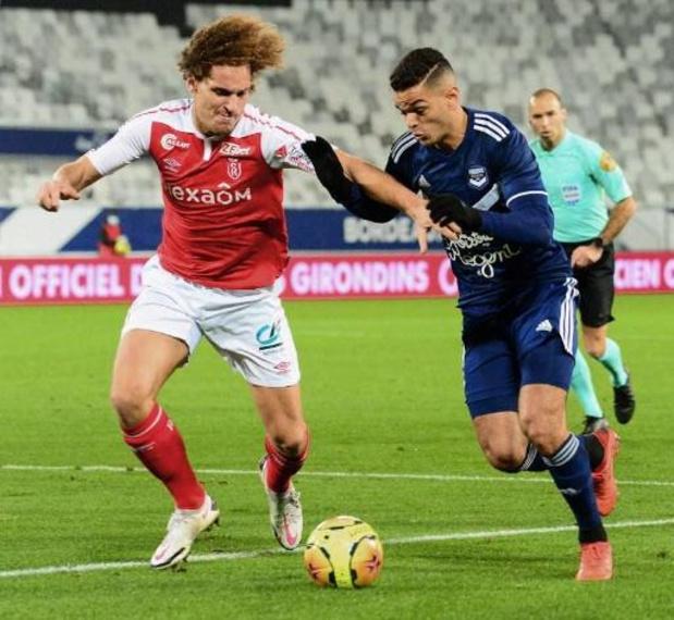 Ligue 1 - Joueurs et staff de Reims acceptent une baisse des salaires
