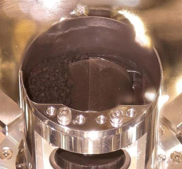 Japanse asteroïdesonde nam ook gas mee naar de aarde