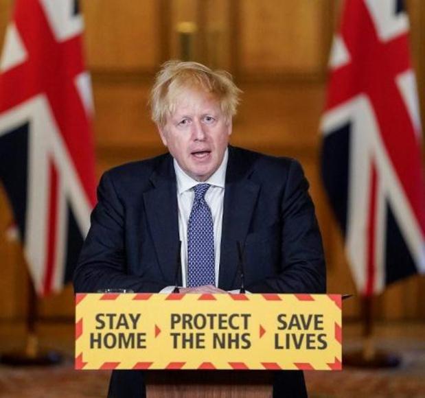 """""""Verenigd Koninkrijk is over piek coronavirus"""""""