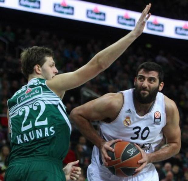 Euromillions Basket League - Le Lituanien Mindaugas Kupsas (2m15) s'engage avec Ostende