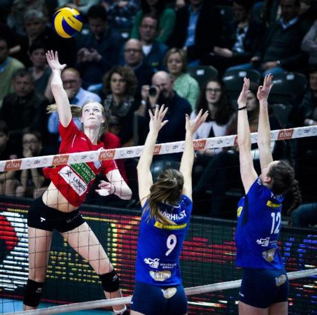 Ook vrouwenliga mag volleybalcompetitie hervatten