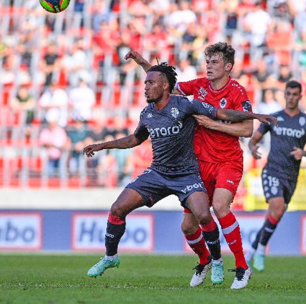 Jupiler Pro League - Scoreloos gelijkspel in galawedstrijd tussen Antwerp en AS Monaco