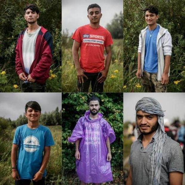 """France: conditions de vie """"inhumaines"""" des migrants à Calais"""