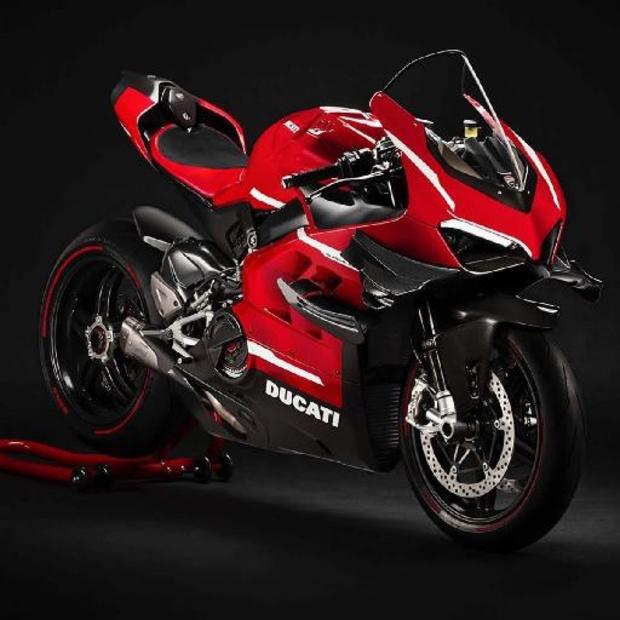 Ducati Superleggera V4, ultieme exclusiviteit