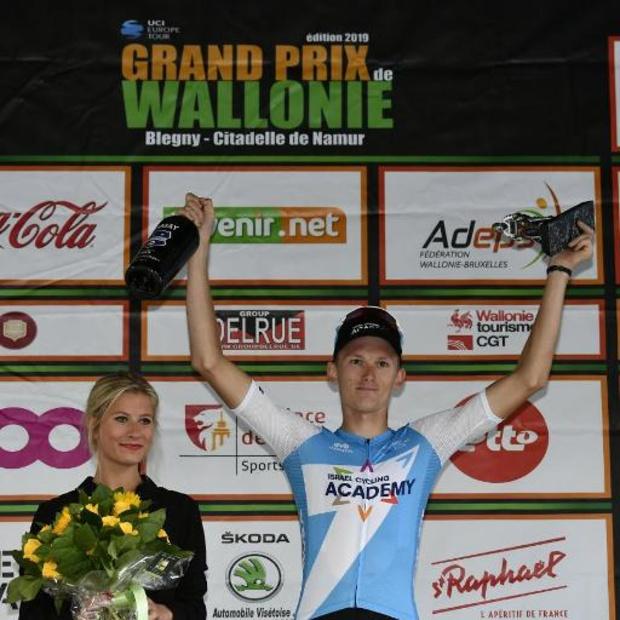 GP van Wallonië geannuleerd