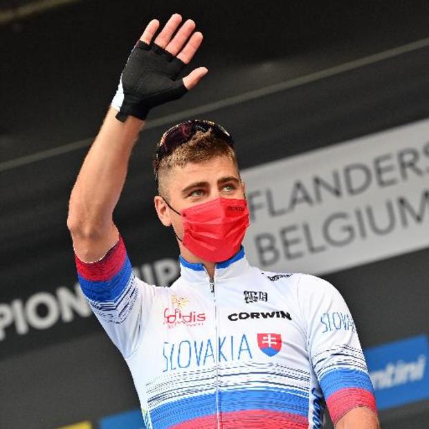 """Sagan: """"Een natte Roubaix is een heel andere koers"""""""