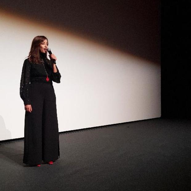 L'actrice belge Lubna Azabal en lice aux Journées cinématographiques de Carthage