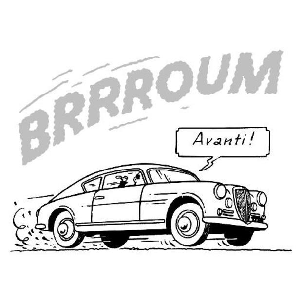 'Met Kuifje in de auto' expositie loopt tot oktober in Hergé museum