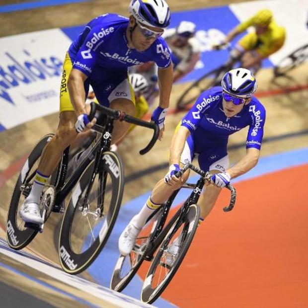 Kenny De Ketele en Robbe Ghys triomferen in het Kuipke na spannende finale