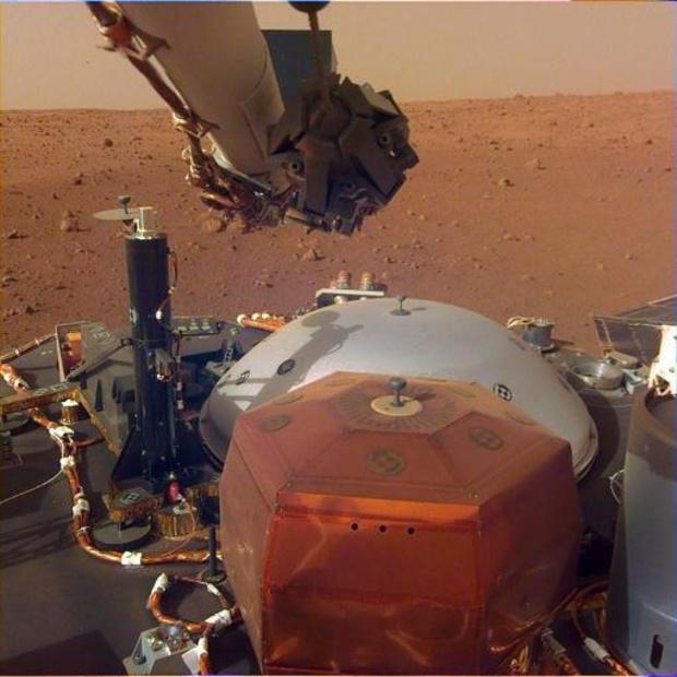 Belgische wetenschappers krikten kennis over Mars gevoelig op