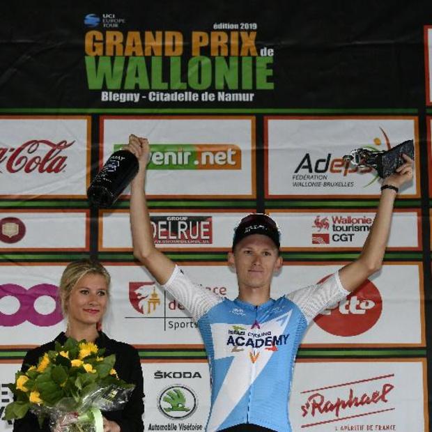 Un parcours redynamisé pour le Grand Prix de Wallonie entre Aywaille et Namur