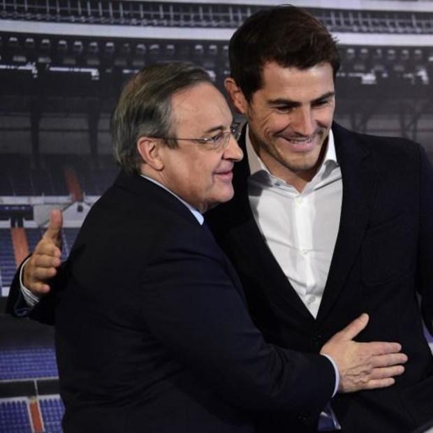 Real-preses veroordeelt publicatie oude opnames waarin hij uithaalt naar Casillas en Raul