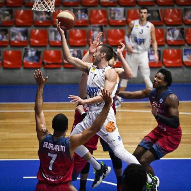 Euromillions Basket League - Pas de problème pour Alost à Louvain