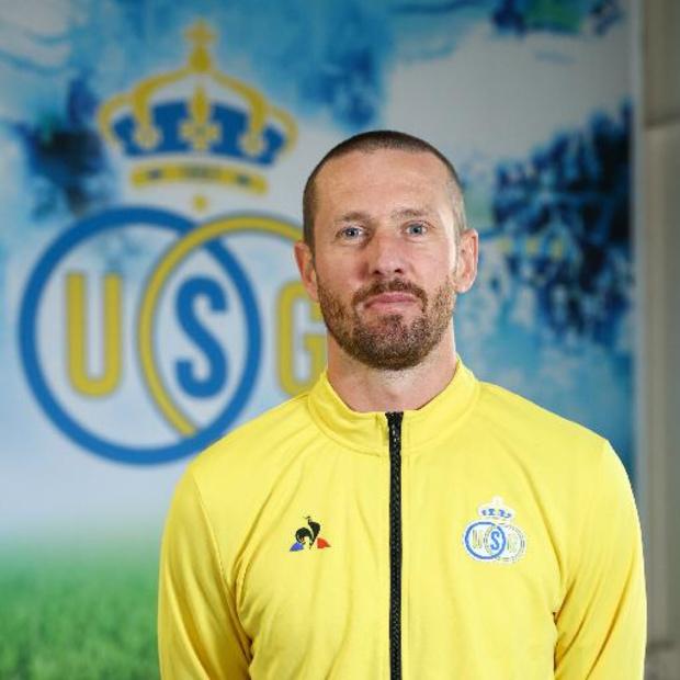 Damien Marcq signe à l'Union Saint-Gilloise