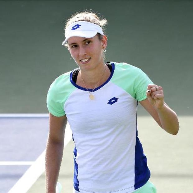 Elise Mertens intègre le Top 20 avant l'US Open