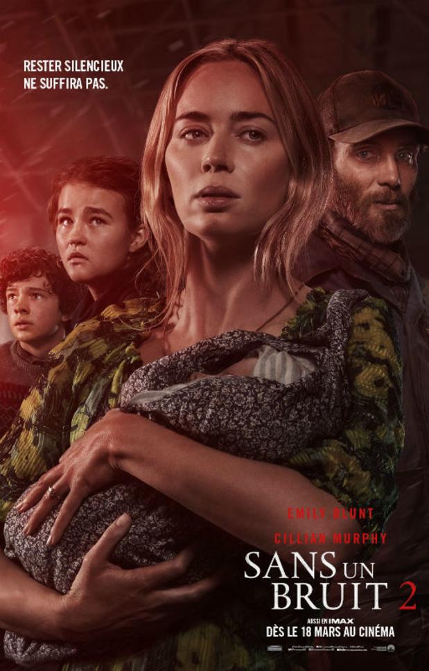 [critique ciné] A Quiet Place 2, plus gros succès au box-office depuis la pandémie