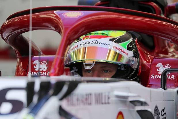 """Mick Schumacher en a profité """"à 100 %"""", et est de retour sur la piste"""