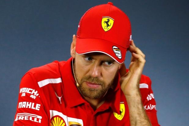 Ferrari et Vettel devront se racheter à Bahreïn