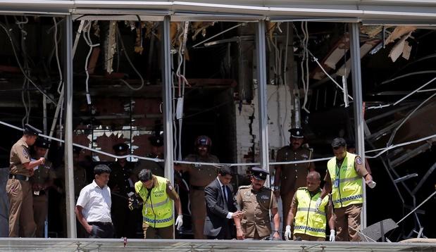 Les attentats au Sri Lanka le jour de Pâques révulsent le monde entier