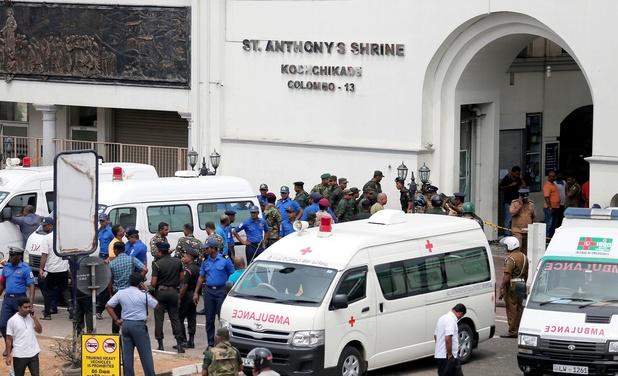 Sri Lanka : Le bilan des attentats grimpe à 290 morts et 500 blessés