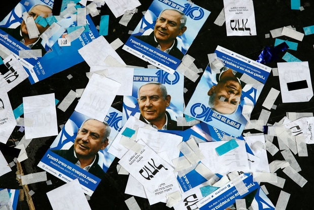 Netanyahu chargé de former le prochain gouvernement israélien