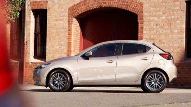 Nieuwe motor voor Mazda 2