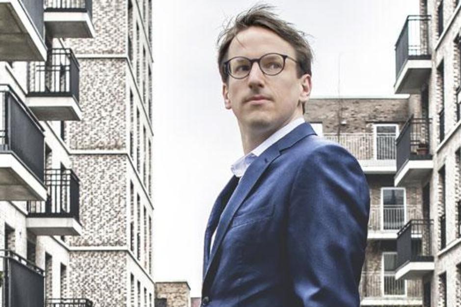 Roel Helgers (market economist bij Matexi) over de vastgoedmarkt: 'Ik verwacht geen grote prijsschok na corona'