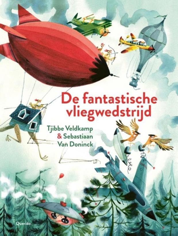 Bette Westera wint de Boekenleeuw, Sebastiaan Van Doninck de Boekenpauw 2020
