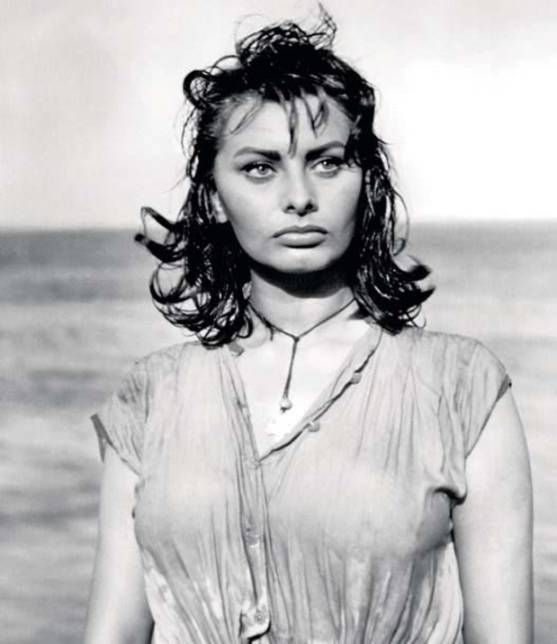 Sophia Loren, Claude Brasseur: la vie et rien d'autre