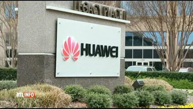 Les ventes de Huawei, sanctionné aux USA, durement pénalisées