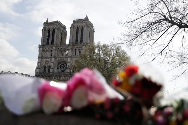 Macron benoemt generaal als speciaal gezant voor heropbouw Notre-Dame