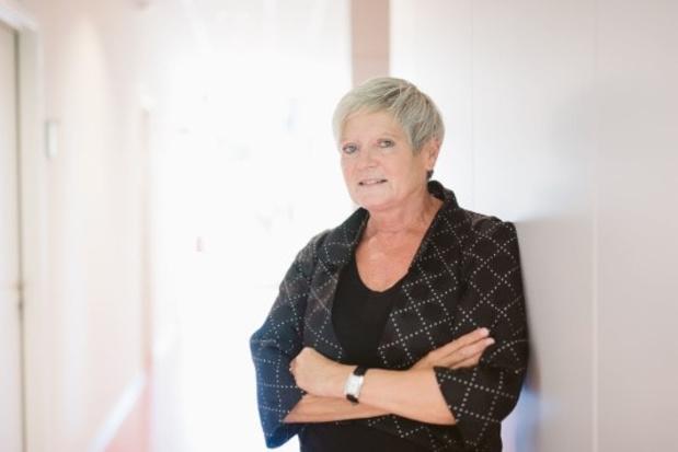 Christine Van Broeckhoven ontvangt Khalid Iqbal Lifetime Achievement Award