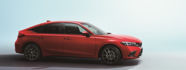Honda révèle la nouvelle Civic 5 portes