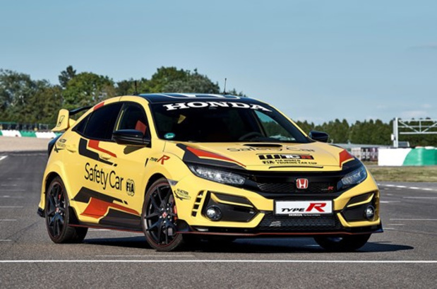 Honda Civic Type R krijgt Limited Edition