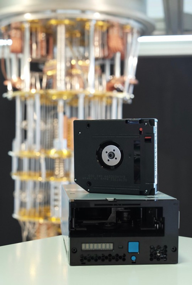 IBM met au point 'le premier système à bande résistant aux attaques quantiques'