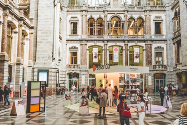 Zalando installe des pop-ups beauté à Liège et Bruxelles