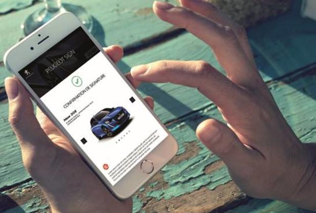 PSA introduceert 100% digitale aankoop van auto's