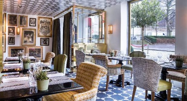 """Le restaurant """"Hispania Brussels"""" remporte le Delta d'or de Bruxelles"""