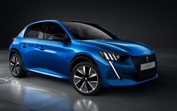 Peugeot 208 is Auto van het Jaar 2020