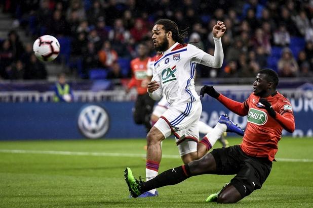 Lyon et Denayer eliminés aux portes de la finale