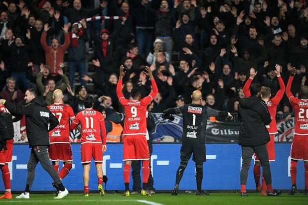 L'Antwerp s'impose contre Genk et reprend la 4ème place