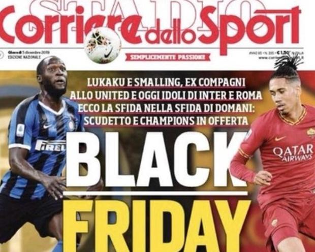 AC Milan en AS Roma bannen Italiaanse sportkrant wegens racistische cover