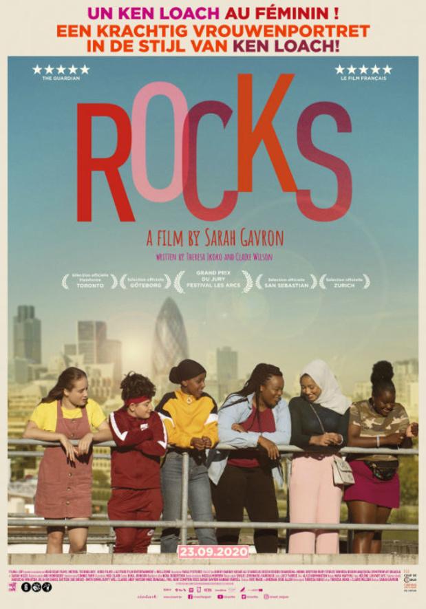 [Critique ciné] Rocks, drame social collaboratif