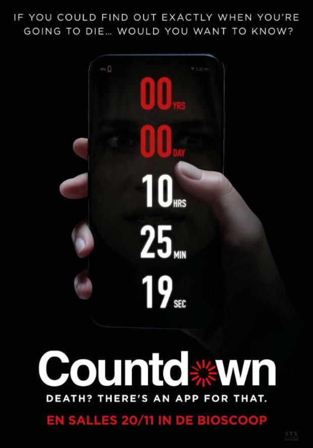 [Critique ciné] Countdown: vite fait, vite consommé