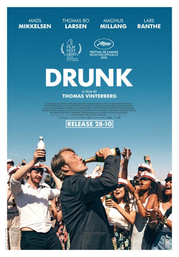 [Critique ciné] Drunk (Another Round), euphorisant