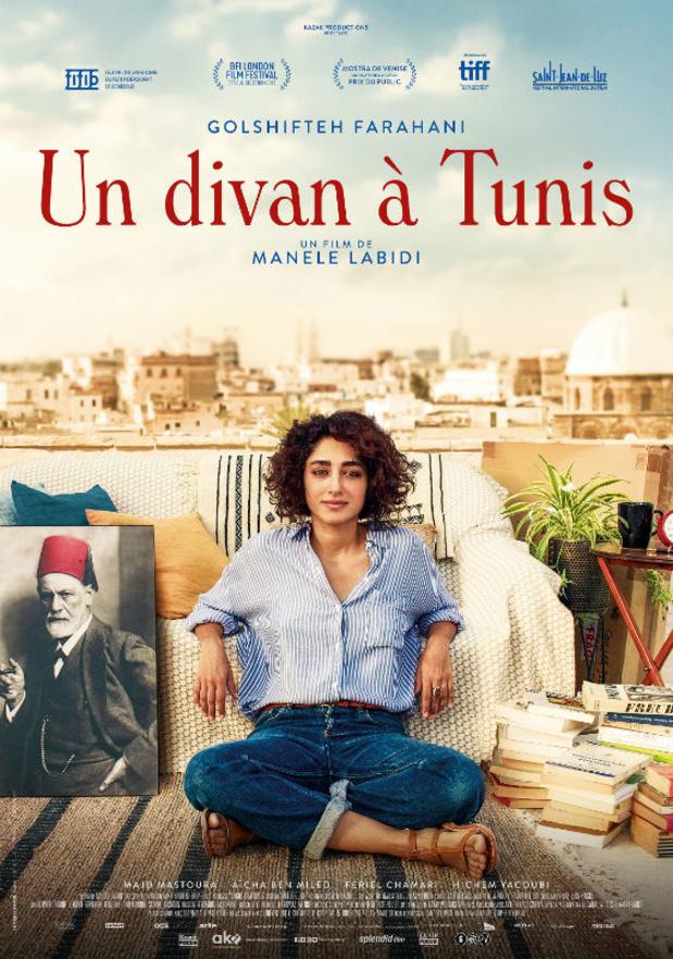 [Critique ciné] Un divan à Tunis, une comédie pétillante