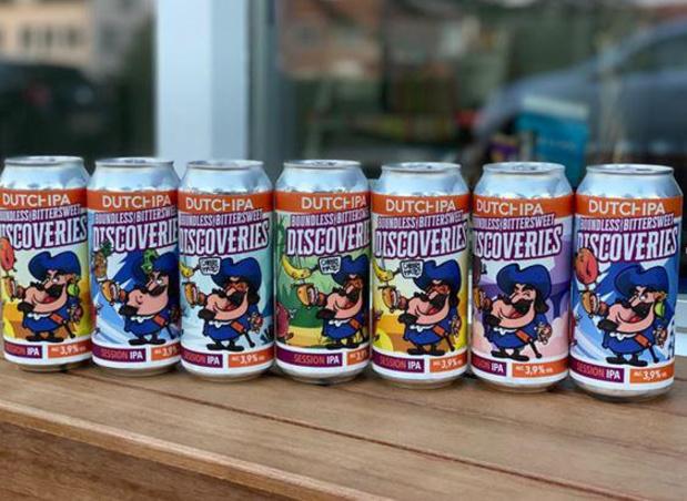 Het Willy Wonka-effect van unieke bierlabels