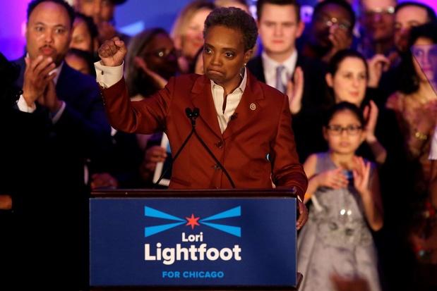 Lori Lightfoot, la première Afro-américaine élue maire de Chicago