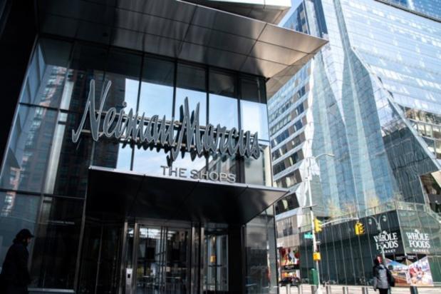 Luxewarenhuisgroep Neiman Marcus op rand van afgrond